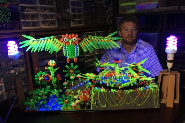 Jason and his amazing kinetic Glow scene